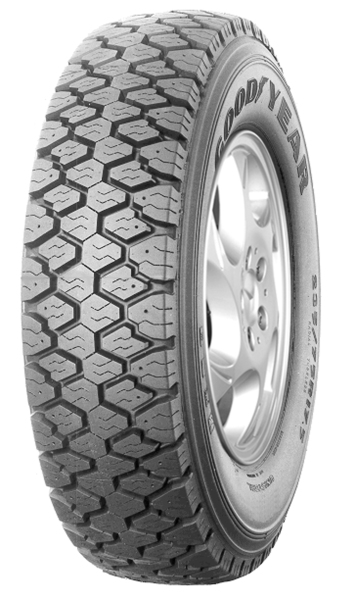 Goodyear CARGO UG G124 Tyres