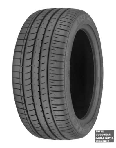 205/55 R16 91V GOODYEAR NCT-5* ROF