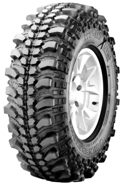 Silverstone MT 117 XTREME BSW Tyres