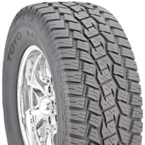 Toyo OPEN COUNTRY A/T OWL Tyres