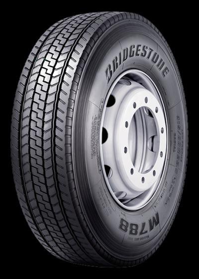 385/65 R22.5 160 (158 L)K BRIDGESTONE M 788 (TL)