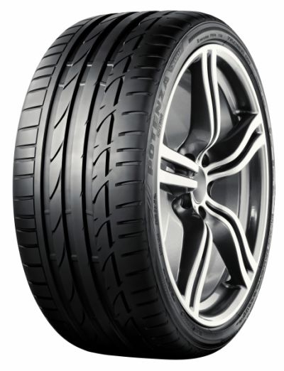 BRIDGESTONE S001 XL 93Y
