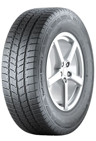 165/70 R14 89R CONTINENTAL VANCONTACT WINTER
