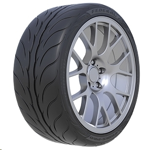 FEDERAL 595 RS-PRO XL (SEMI-SLICK) 96Y
