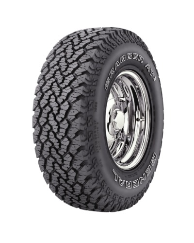 235/75 R15 109S GENERAL GRABBER AT2 FR OWL XL