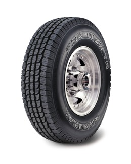 215/80 R15 102T GENERAL GRABBER TR BSW
