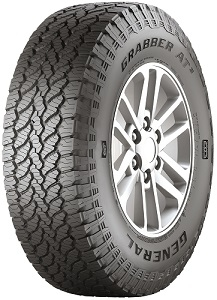 225/70 R17 108T GENERAL GRABBER AT3 XL