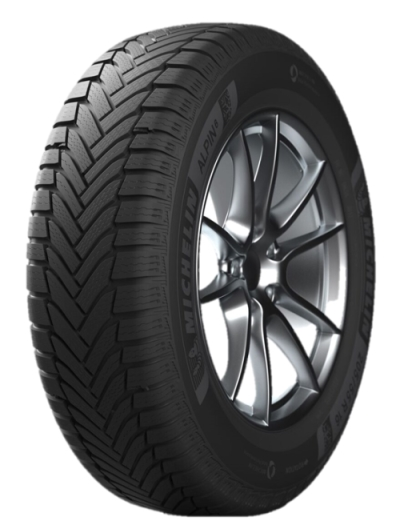 215/55 R17 ALPIN 6 XL 98 V