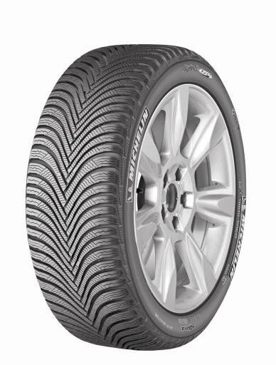 225/55 R17 97H MICHELIN ALPIN A5