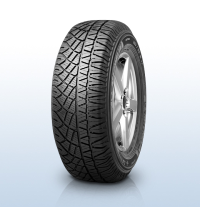 235/55 R18 100H MICHELIN LATITUDE CROSS