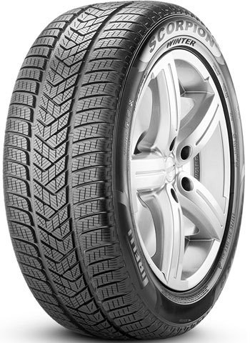 255/50 R19 SCORPION WINTER* RFT XL 107 V